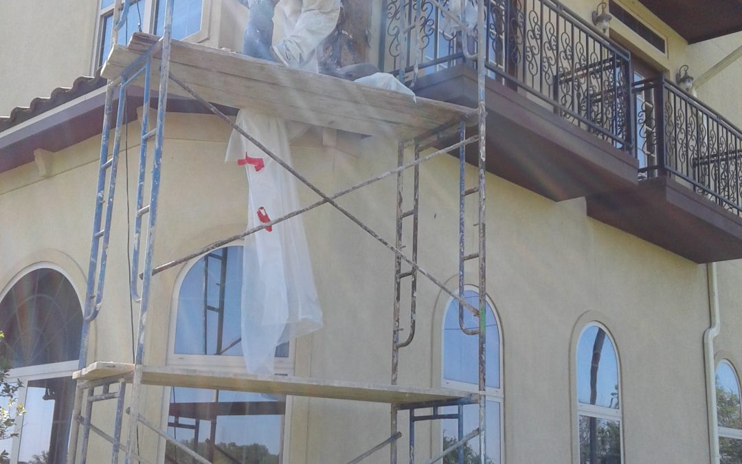 3 Signs Your Stucco Needs Repairs